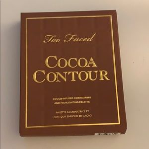 TooFaced Cocoa Contour Palette